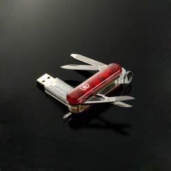 Складной нож Victorinox Swissmemory 0.6026.TM1