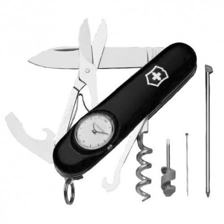 Складной нож Victorinox Time Keeper 1.3406.3