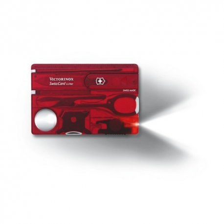 Складной нож Victorinox Swisscard 0.7300.T