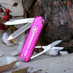 Складной нож Victorinox Rose Edition Classic 0.6203.T5