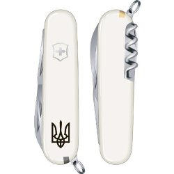 Складной нож Victorinox SPARTAN UKRAINE 1.3603.7R1