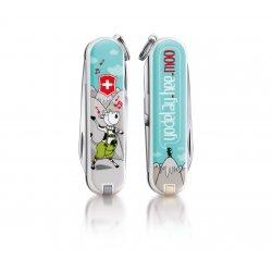 Складной нож Victorinox Classic  Yodelay-hee-moo 0.6223.L1504