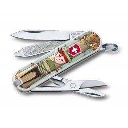 Складной нож Victorinox Classic 0.6223.L1609