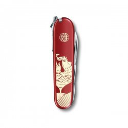 Лимитированый нож Victorinox HUNTSMAN Year of the Rooster 1.3714.E6